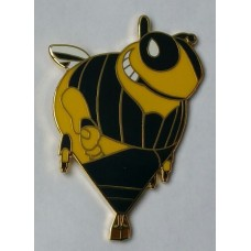 Angry Bee Special Shape Gold Right