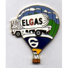 El Gas Truck Special Shape Gold