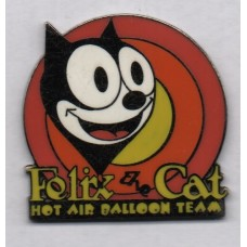 Felix The Cat Hot Air Balloon Team