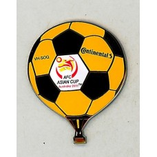Football Continental Asian Cup Australia 2015 black