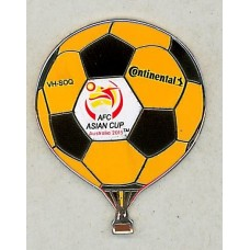 Football Continental Asian Cup Australia 2015 Silver