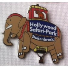 Elephant G-BMKX Hollywood Safari Park Stukenbrock Silver