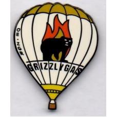 Grizzly Gas OE-ZGR Black