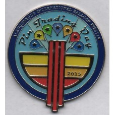 Pin Trading Day Albuquerque Int. Balloon Fiesta 2015