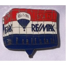 Remax Real Estate Sign Silver