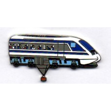 High Speed Train Silver