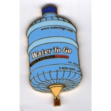 Water to Go Special Shape PP-XLU Gold
