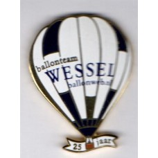 Wessel Ballonteam 25 Years Gold