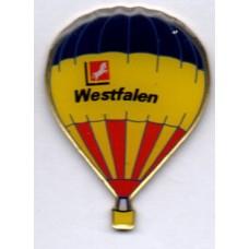 Westfalen Gas Balloon Pin